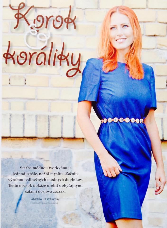 Časopis Molie Tvorí